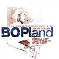 Purchase Dexter Gordon - Bopland CD3