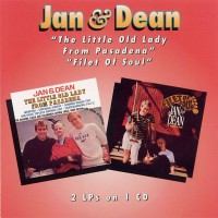 Purchase Jan & Dean - The Little Old Lady From Pasadena + Filet Of Soul