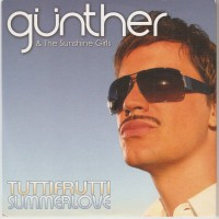 Purchase Gunther - Tuttifrutti Summerlove (With The Sunshine Girls) (CDS)