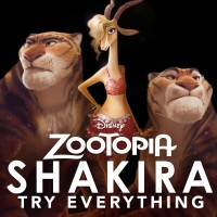 Purchase Shakira - Try Everything (From Zootopia) (CDS)