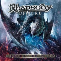 Purchase Rhapsody Of Fire - Into The Legend (Limited Edition)