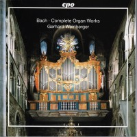 Purchase Gerhard Weinberger - J.S. Bach - Complete Organ Works CD18