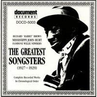 Purchase VA - The Greatest Songsters (1927-1929)