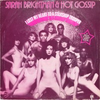 Purchase Sarah Brightman And Hot Gossip - I Lost My Heart To A Starship Trooper (VLS)