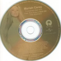Purchase Mariah Carey - Triumphant (Get 'Em) (Feat. Rick Ross & Meek Mill) (CDS)