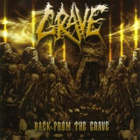 Purchase Grave - Back From The Grave CD1
