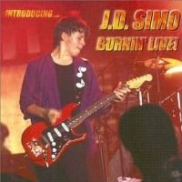 Purchase J.D. Simo - Burnin' Live!