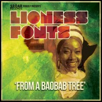 Purchase Lioness Fonts - From A Baobab Tree