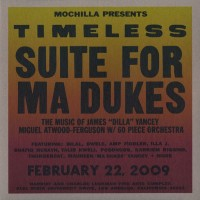 "Purchase Miguel Atwood-Ferguson - Mochilla Presents Timeless: Suite For Ma Dukes - The Music Of James ""Dilla"" Yancey"