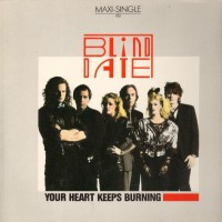 Purchase Blind Date - Your Heart Keeps Burning (Vinyl)