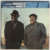 Purchase Johnny Hodges - Stride Right (With Earl Fatha Hines) (Vinyl)