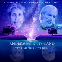Purchase Anderson Ponty Band - Better Late Than Never