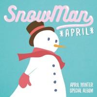 Purchase April - Snowman (CDS)