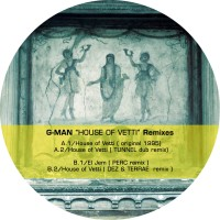 Purchase G-Man - House Of Vetti