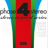 Purchase VA - Decca Phase 4 Stereo 4. Ravel: Bolero. Borodin: Polovtsian Dances. Rimsky-Korsakov: Capriccio Espagñol. Tchaikovsky: Capriccio Italien. Black