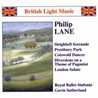 Purchase Philip Lane - Orchestral Music