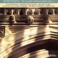 Purchase Henry Purcell - The Complete Anthems And Services Vol. 2