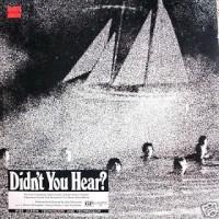 Purchase Mort Garson - Didn't You Hear? (Vinyl)