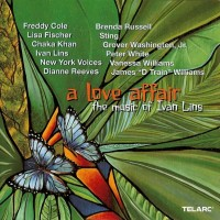 Purchase VA - A Love Affair: The Music Of Ivan Lins