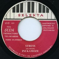 Purchase Ini Kamoze - Stress (VLS)