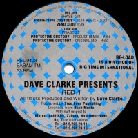 Purchase Dave Clarke - Red 1 (Remixes) (VLS)