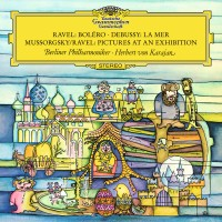 Purchase Berliner Philharmoniker - Ravel: Boléro / Debussy: La Mer / Mussorgsky: Pictures At An Exhibition (Remastered 2015)