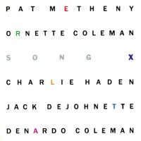 Purchase Pat Metheny & Ornette Coleman - Song X