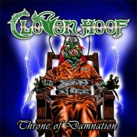 Purchase Cloven Hoof - Throne Of Damnation (EP)