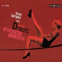 Purchase Blixa Bargeld - Erotische Gedichte (Liest Bertolt Brecht)