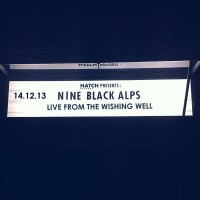 Purchase Nine Black Alps - Live From The Wishing Well