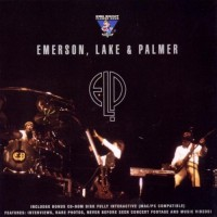 Purchase Emerson, Lake & Palmer - King Biscuit Flower Hour
