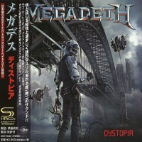 Purchase Megadeth - Dystopia (Japanese Edition)