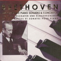 Purchase Claudio Arrau - Beethoven: Complete Piano Sonatas & Concertos CD3