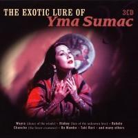 Purchase Yma Sumac - The Exotic Lure Of Yma Sumac CD3