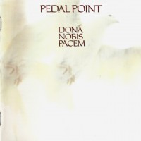 Purchase Pedal Point - Dona Nobis Pacem
