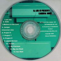 Purchase Dj Jus-Ed - Carnival House (Reissued 2008)