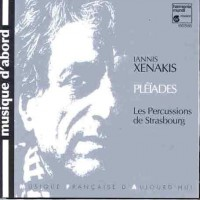 Purchase Iannis Xenakis - Pleiades (With Les Percussions De Strasbourg)