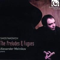 Purchase Dmitri Shostakovich - Preludes And Fugues Op. 87 (Alexander Melnikov) CD2