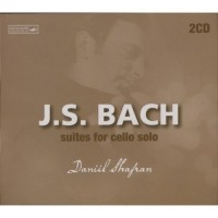 Purchase Johann Sebastian Bach - Suites For Cello Solo By Daniil Shafran CD1