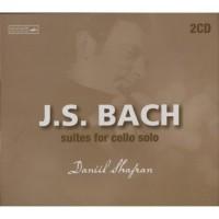 Purchase Johann Sebastian Bach - Suites For Cello Solo By Daniil Shafran CD2