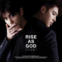 Purchase TVXQ - Rise As God