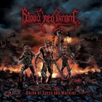 Purchase Blood Red Throne - Union Of Flesh And Machine