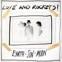 Purchase Love And Rockets - 5 Albums: Earth . Sun . Moon CD3