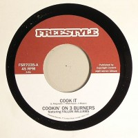 Purchase Cookin' On 3 Burners - Cook It (Feat. Fallon Williams) (VLS)