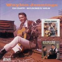 Purchase Waylon Jennings - Folk-Country & Waylon Sings Ol' Harlan