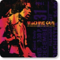 Purchase Jimi Hendrix - Machine Gun: The Fillmore East First Show