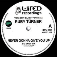 Purchase Ruby Turner - Never Gonna Give You Up (CDS)