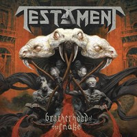 Purchase Testament - Brotherhood of the Snake