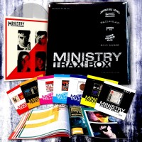 Purchase Ministry - Trax! Box (Cd8 Vinyl: Chicago 1982)