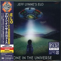 Purchase Electric Light Orchestra - Alone In The Universe (Japanese Limited Edition)